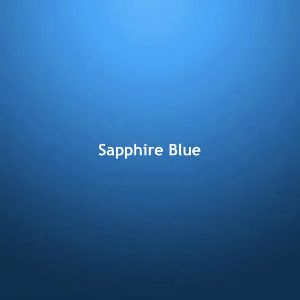 Sapphire Blue Color Chip