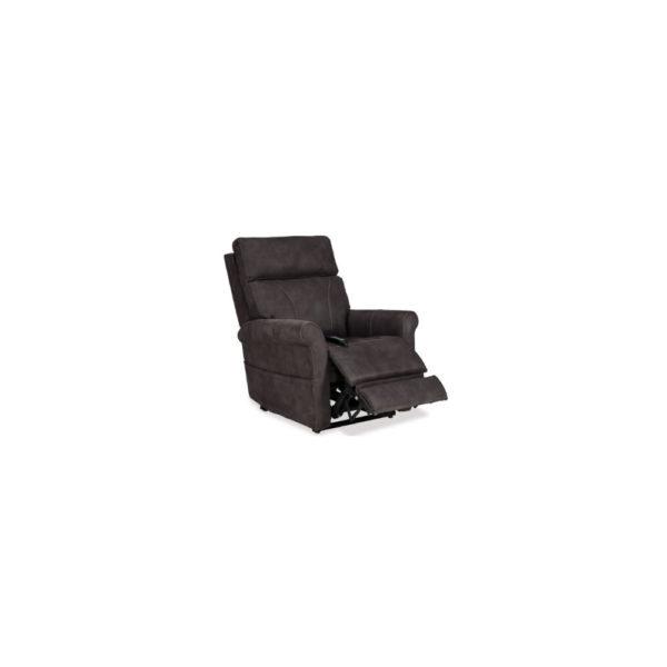 Pride VivaLift Urbana lift chair in stonewash gunmetal