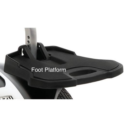 power chair foot platform