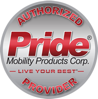Authorized Pride Provider Logo