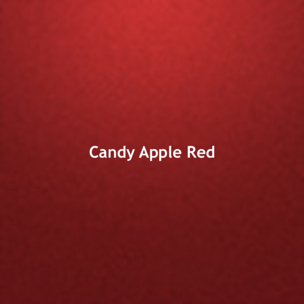 Candy Apple Red Color Chip