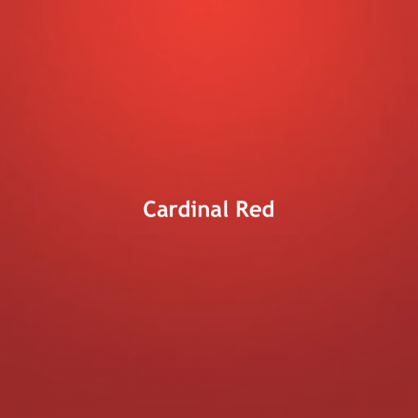Cardinal Red Color Chip