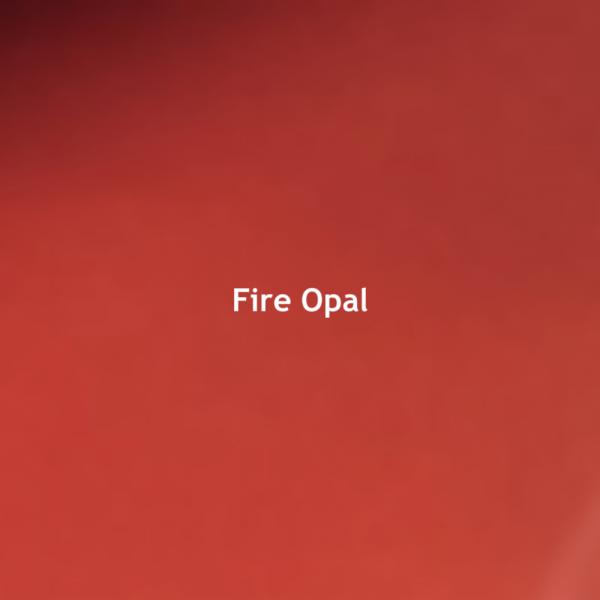 Fire Opal Color Chip