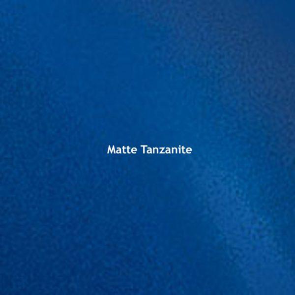 Matte Tanzanite Color Chip