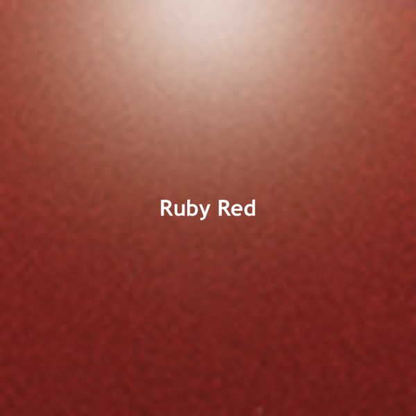 Ruby Red Color Chip