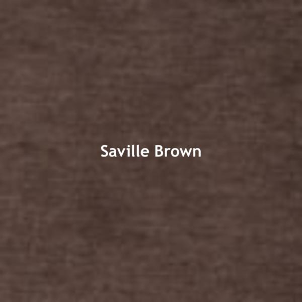 Saville Brown Color Chip